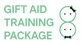 Gift Aid Training Package