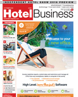 Hotel Business October 2016