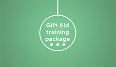 Gift Aid Training Video